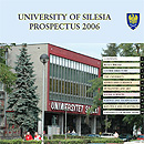 UNIVERSITY OF SILESIA - PROSPECTUS 2006